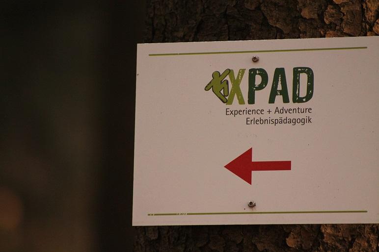 XPAD Wegweiser
