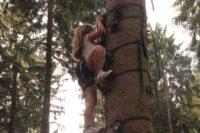 XPAD betreutes Klettern für Kinder