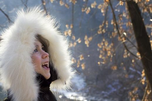Kindergeburtstag Eskimo